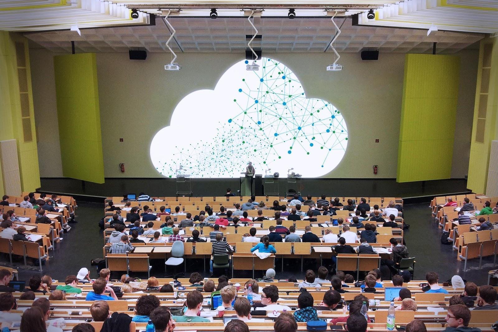 Wolke für die Wissenschaft (C) ownCloud GmbH