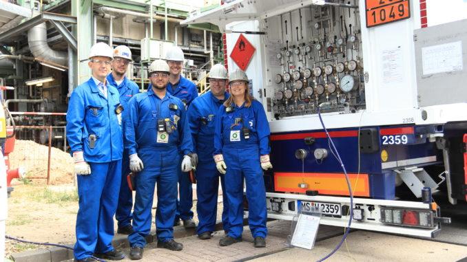 """BP setzt weltweit erstmals """"grünen Wasserstoff"""" zur Kraftstoffherstellung ein"""
