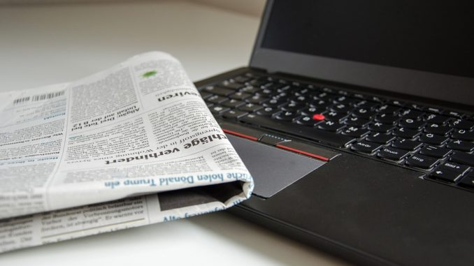 Print schlägt digital? Ist Zeitung die bevorzugte Informationsquelle im Bereich Handel ?