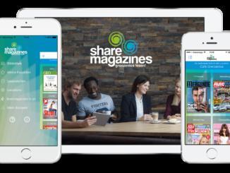 """""""Unsere App bietet einen attraktiven Mehrwert für unsere Kunden. sharemagazines ist umweltschonend, platz- und kostensparend. Unsere App ist intuitiv bedienbar und klar strukturiert. Das Feedback der Verlage ist dabei ebenso positiv, wie das der Locations."""", betont sharemagazines Geschäftsführer Jan van Ahrens."""