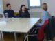 Speeddating im Schulzentrum Dissen, hier mit den Personalern der Walter Rau Lebensmittel GmbH. Foto: Realschule Dissen / Robert Ritter