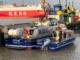 Um besser zu verstehen, wie sich Schlick im Emsästuar verhält und zwischen Fluss und Meer ausgetauscht wird, führen niederländische und deutsche Wissenschaftler derzeit eine groß angelegte Messkampagne durch. Foto: Thomas Badewien/Universität Oldenburg