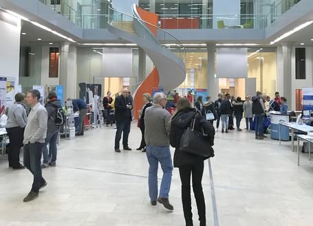 Der 1. Deutsch-Niederländische Hochschultag in Nordhorn.