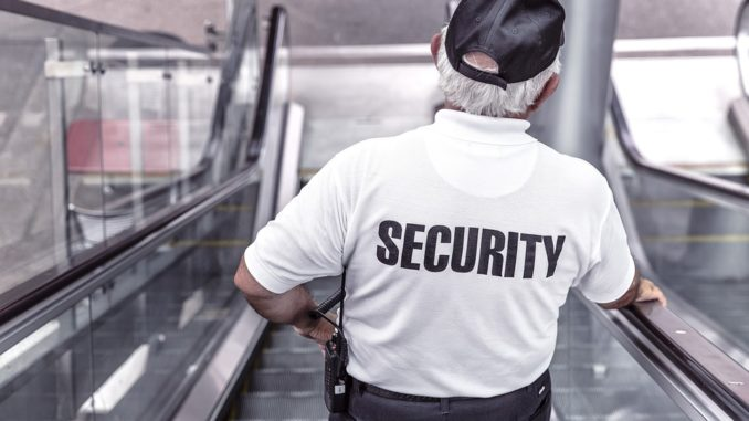 Wachstumsmarkt Sicherheitsbranche