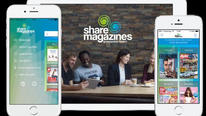 Durch die neue Kooperation mit der Telekom ist sharemagazines ab sofort Bestandteil des HotSpot Geschäftskunden-Portfolios in Deutschland. Somit haben Geschäftskunden die Möglichkeit, ihren HotSpot für den digitalen Lesezirkel freizuschalten. Dadurch erhalten Kunden und Gäste einen kostenlosen Zugang zur digitalen Bibliothek mit mehr als 400 nationalen und internationalen Zeitungen und Zeitschriften.