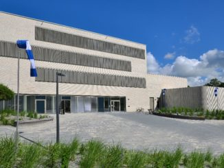 """""""Zeitlos-moderner Entwurf"""": Das Oldenburger WindLab ist unter den Gewinnern des German Design Award. Foto: J. Puczylowski, ForWind, Universität Oldenburg"""