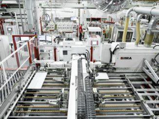 Ein wichtiger Baustein des ASSMANN-Erfolgs: die automatisierte Fertigung.