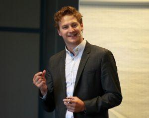Benedikt Friedrich, Geschäftsführer der Agentur Solutionsforweb GmbH