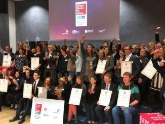 Beste Arbeitgeber in Niedersachsen-Bremen 2019 CopyrightITGAIN Consulting Gesellschaft für IT-Beratung mbH