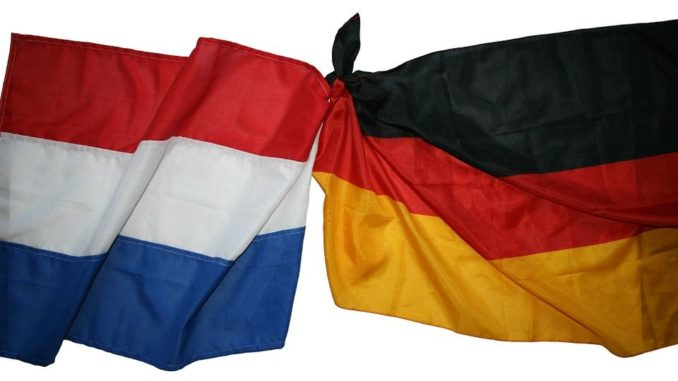 Nur in 10 der 25 deutsch-niederländischen Grenzregionen gab es insgesamt mehr als 1% Einpendlerinnen und Einpendler, darunter 3 deutsche Regionen: die Grafschaft Bentheim (1,1%), der Landkreis Kleve (1,2%) und die Städteregion Aachen (1,3%).