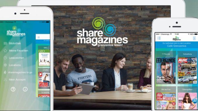Ab sofort arbeiten Morawa (Wien) und sharemagazines (Hamburg) im Digitalbereich zusammen. Sie erhöhen somit die Reichweite des digitalen Lesezirkels und vergrößern ihr jeweiliges Titelportfolio auf mehr als 400 Publikationen.
