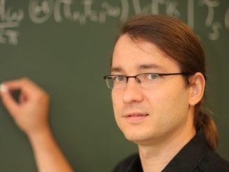 Mit dem wichtigsten Nachwuchspreis der Deutschen Physikalischen Gesellschaft ausgezeichnet: Dr. Svend-Age Biehs. Foto: Universität Oldenburg