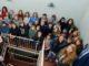 IT, Naturschutz oder auch die öffentliche Sicherheit und Ordnung - nach dem Gruppenfoto ging es für die einzelnen Schülerinnen und Schüler in die unterschiedlichsten Ämter der Kreisverwaltung.