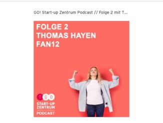Im Interview dieses Mal: Thomas Hayen, Co-Founder von Fan12. Gemeinsam mit seinem Geschäftspartner Bjarne Wiesehan erstellen sie Onlineshops für Amateurvereine und übernehmen das Design, die Anfertigung der Produkte sowie Versand und Zahlungsabwicklung.