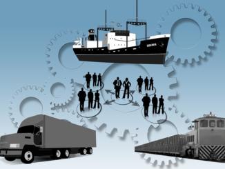 Waren werden heute nicht mehr von A nach B transportiert, ohne einen weiteren Zwischenschritt einzuplanen. Es handelt sich heute um ein weit verzweigtes Netz von Entscheidungen und vielen Teilschritten. Jeder einzelne dieser Teilschritte ist sozusagen auch Teil der Logistikkette.