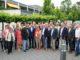 Mitglieder und Gäste des IHK-Berufsbildungsausschusses zu Gast bei den Grafschafter Nachrichten in Nordhorn (Bildquelle: Werner Westdörp, Grafschafter Nachrichten)