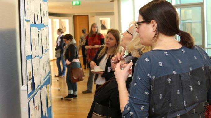 Austausch und Vernetzung: Unser Foto entstand bei den Frauen-Business-Tagen in der IHK im Jahr 2018 (Foto: IHK)