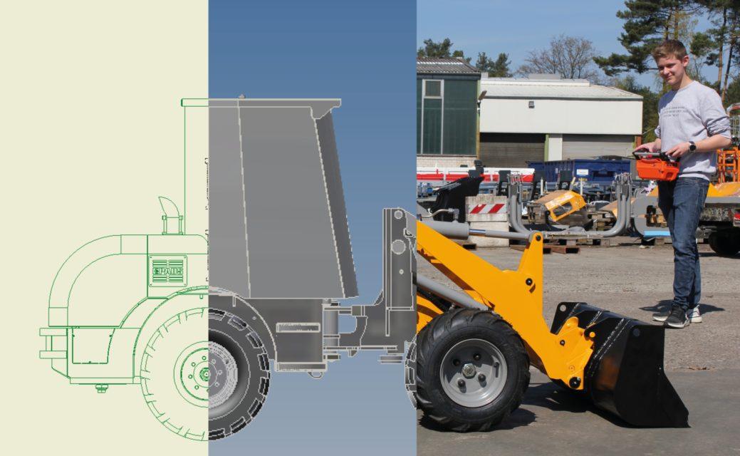"""Sonderpreis: """"Produktion einer Maschine"""" vom Team der Hermann Paus Maschinenfabrik GmbH"""