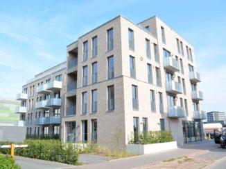 Das fertig gestellte Boardinghouse im Stadthafen Nord. Fotoquelle / Projektbilder: KUBUS Immobilienverwaltungs-und Treuhand GmbH, Oldenburg