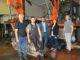 Abdulaziz Mardini (2. von links) startet mit viel Elan in seine Ausbildung bei der Werner Seemann GmbH & Co. KG in Wallenhorst. Mit ihm freuen sich Werkstattleiter Günther Fredeweß (links) sowie (von rechts) Geschäftsführer Werner Seemann, MaßArbeit-Vermittlerin Maike Nienaber und MaßArbeit-Vorstand Lars Hellmers.Foto: MaßArbeit / Kimberly Lübbersmann