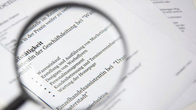 Jobsuche und Jobvermittlung