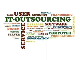 Outsourcing von Unternehmensprozessen