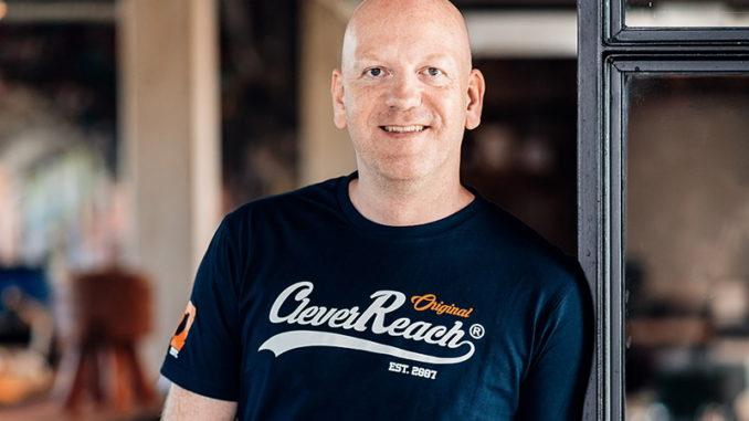 CleverReach® ernennt Sebastian Strzelecki zum Geschäftsführer