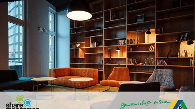 Nachhaltigkeit und Fortschritt: Die Jugendherberge in Oldenburg als neue sharemagazines–Location