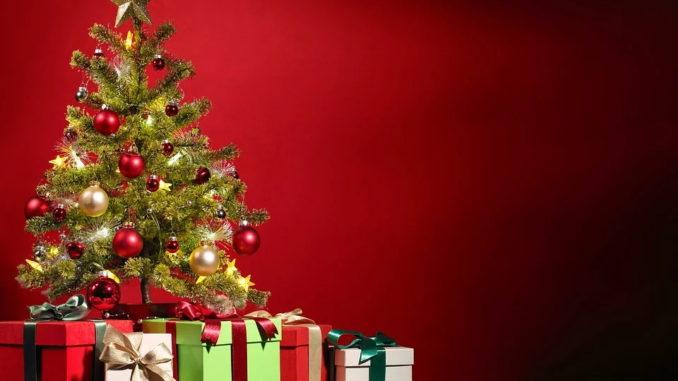 Welche Dinge am Heiligen Abend am häufigsten unter dem Weihnachtsbaum liegen