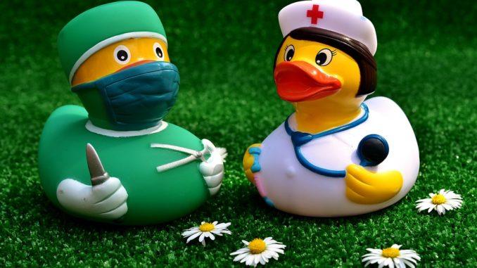 Berufsbilder: Ausbildung als Gesundheits- und Krankenpfleger/in