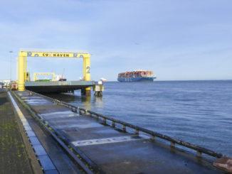 """SmartKai – """"Einparkhilfe"""" zur Vermeidung von Schäden an Schiffen und Hafeninfrastruktur"""