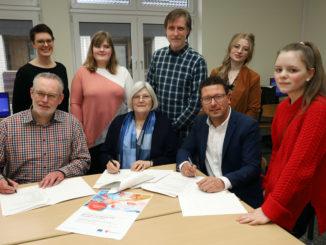 Sophie-Scholl-Schule Georgsmarienhütte und die Evangelischen Fachschulen Osnabrück kooperieren