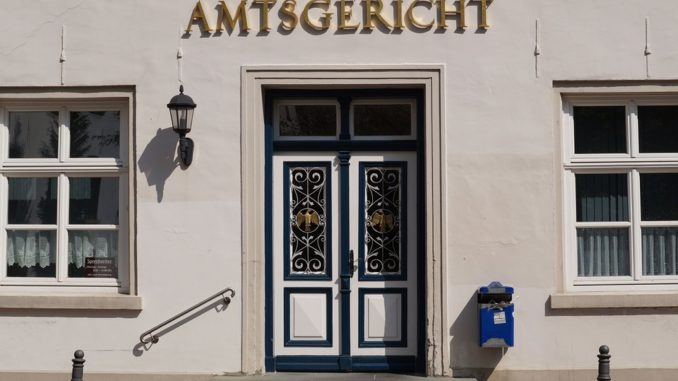 Eingeschränkter Publikumsverkehr beim Amtsgericht Osnabrück
