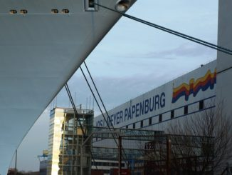 Schiffsüberführung: Menschenansammlungen nicht mehr zulässig