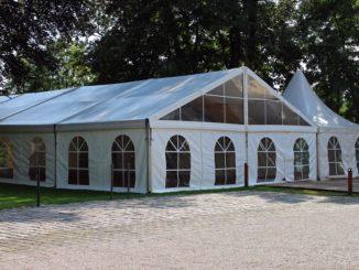 Zelte im gewerblichen Einsatz - flexible Lösungen für einen breites Einsatzgebiet