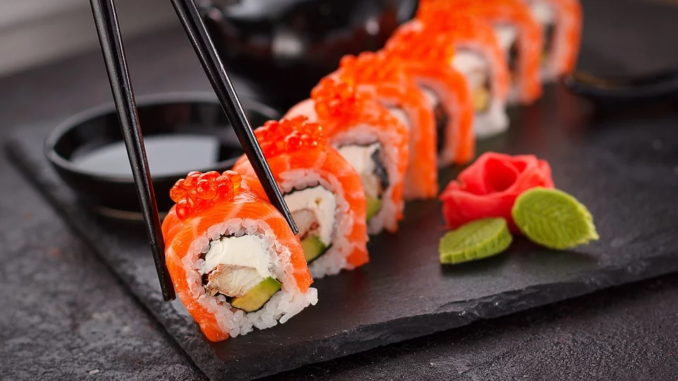 Alles was man über Sushi wissen sollte