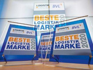 """Das sind die Sieger der Wahl """"Beste Logistik Marke 2020"""""""