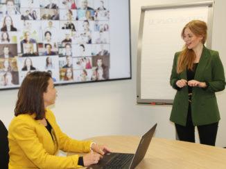 Erstes digitales Netzwerktreffen Schule-Wirtschaft