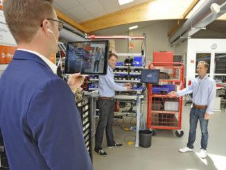 Digitales Vereinsleben in Zeiten von Corona: Wirtschaftsjunioren Emsland - Grafschaft Bentheim besuchen die Esders GmbH auf virtuellem Weg