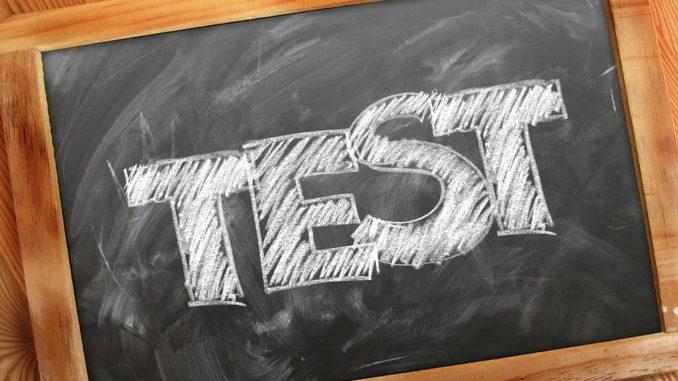 Prüfungen und Prüfungsvorbereitungen schrittweise vor Ort