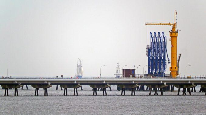 Lng Terminal Wilhelmshaven