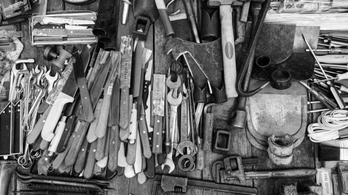 Haus & Garten: Das passende Werkzeug für den Heimwerker