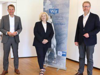 """De Ridder: """"Protektionismus schadet der regionalen Wirtschaft"""""""