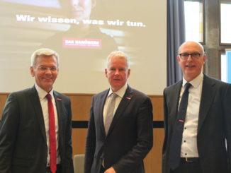 Politik und Handwerk: gemeinsam viel erreicht
