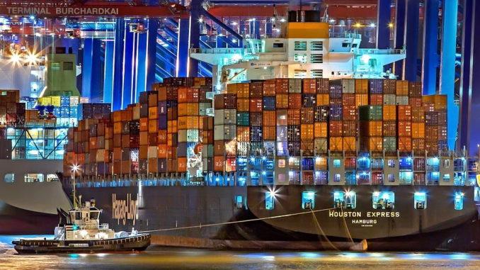 """Lies: """"Containerschiffe müssen weit weg von der Nordseeküste!"""""""