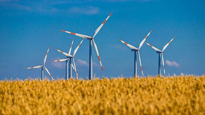 """Lies: """"Frische Brise für die Windenergie - aber noch zu wenig"""""""