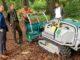 Moritz sorgt im Forst für Sicherheit und schont den Boden