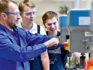 Unternehmen planen weniger Ausbildungsplätze – dennoch gute Chancen für Bewerber