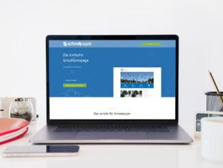Homepage für die Schule mit schoolpages.de erstellen