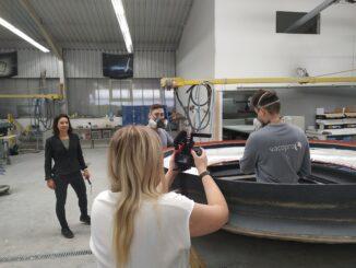Online-Recruiting bei Vacopro: Video zeigt, was Azubis erwartet